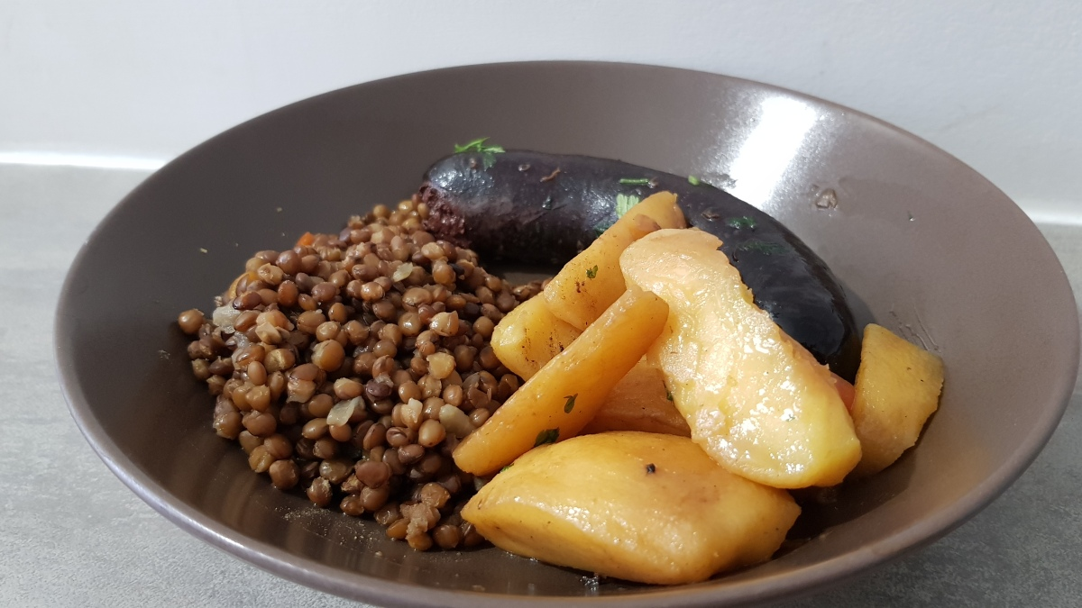 chrononutrition - boudin noir